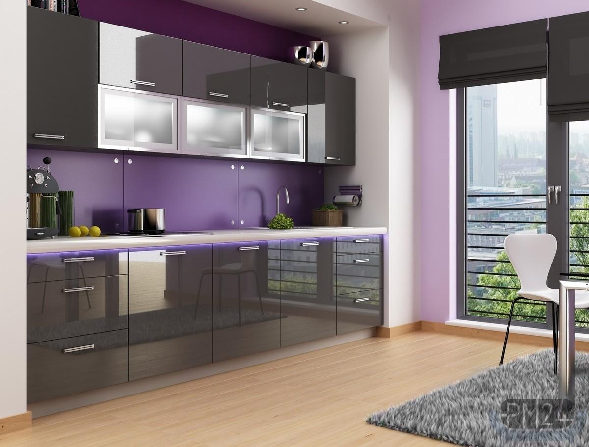 Кухня ACRILICO Luxe